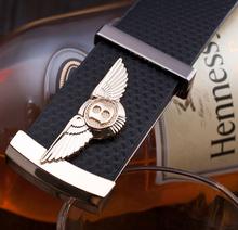 Cintos da Moda de Couro Bentley