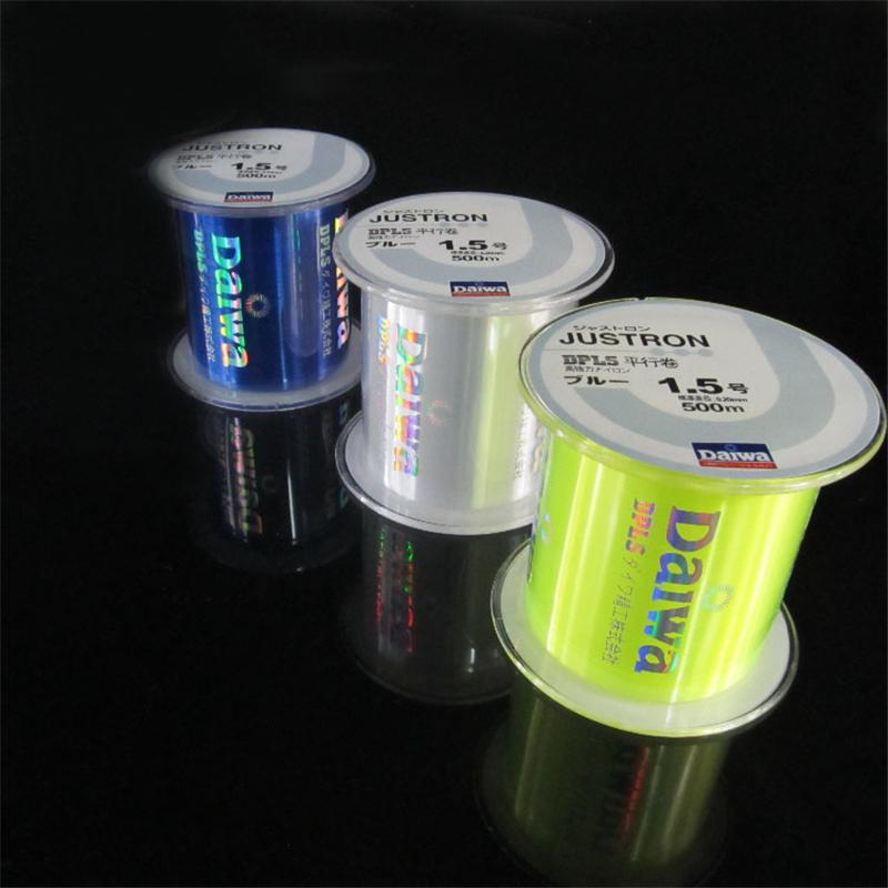 Гаджет  Free Shipping 500m All Sizes Good Quanlity&Strong Japanese Nylon Fishing Line fihsing wires None Спорт и развлечения