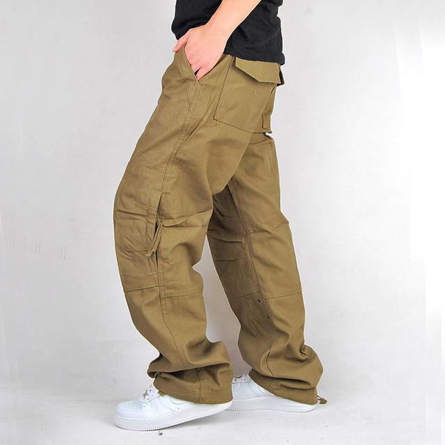 Aliexpress.com : Buy Hot sale Men's Cargo Pants Warm Outdoor ...