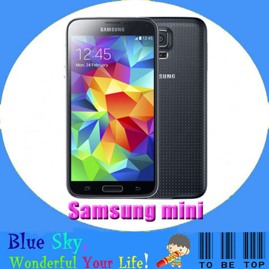 "Unlocked Samsung Galaxy S5 Mini G800F16GB 4G LTE 4.5""Touch ..."