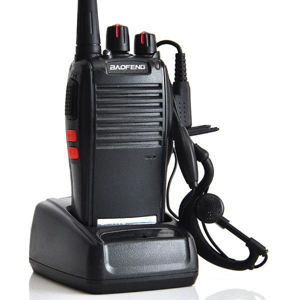BF-777S Wireless Hand Held Portable Two Way Radio Transceiver Walkie Talkie Interphone Baofeng Original Retail Package 3-5KM(China (Mainland))