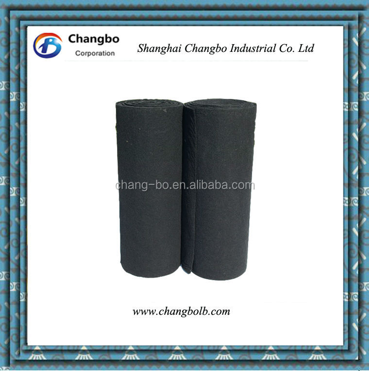 Activated carbon air filter media roll/polyester sponge air filter material(China (Mainland))