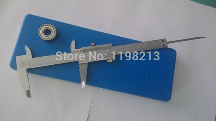 10pcs 150mm steel Vernier Calipers Measuring Length, Inside,Outside ,Depth,step measurement<br><br>Aliexpress