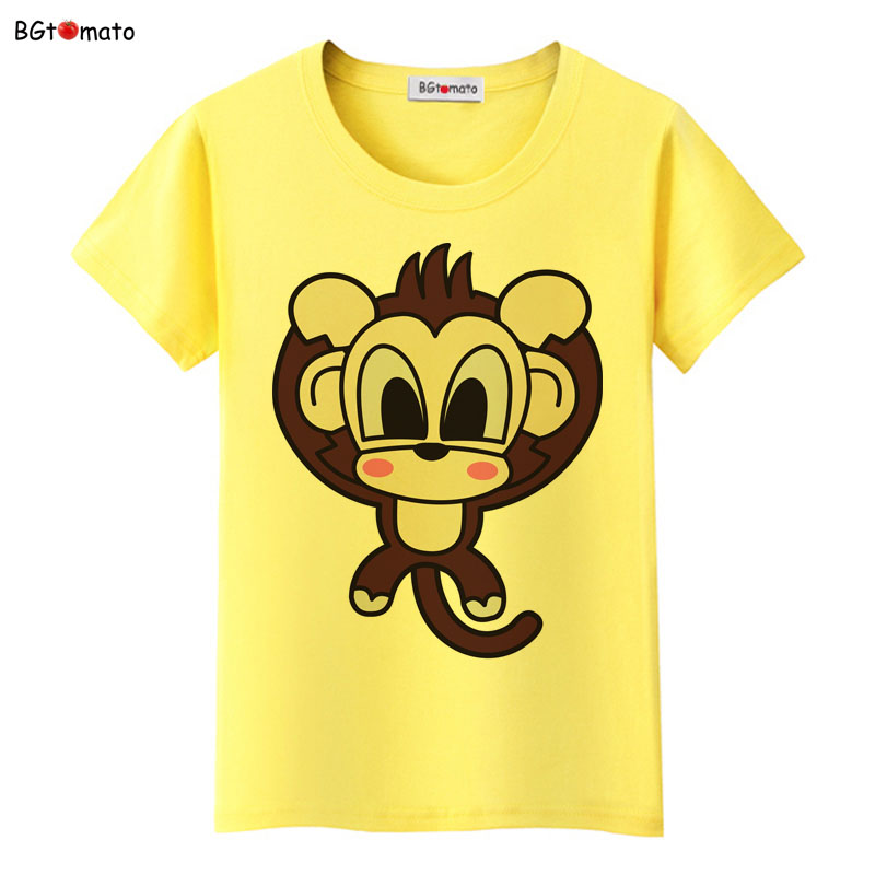 Buy bgtomato creative cartoon monkey t for Successful t shirt brands