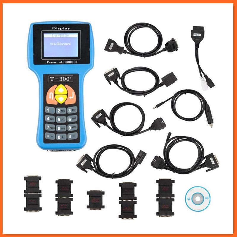 Diagnostic Tool T300 Key Programmer Universal T-300 Car Key Transponder(China (Mainland))