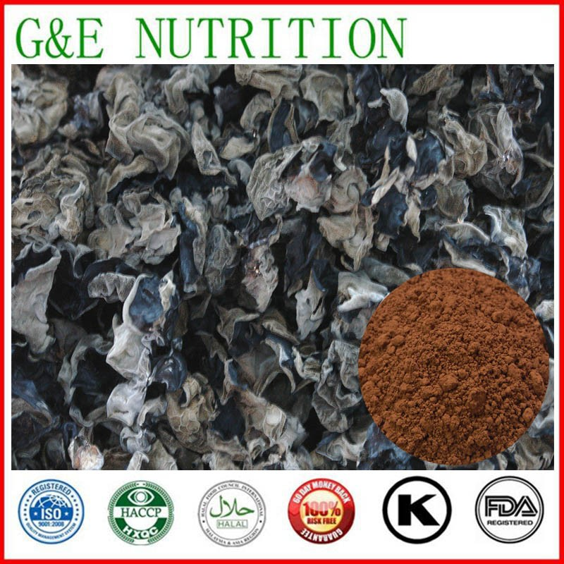 Black fungus Powder Extract 600g<br><br>Aliexpress