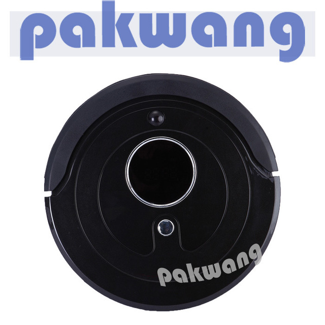Multifunctional Robot Vacuum Cleaner SQ-A380(D6601) with Low noise,Big Mop and dustbin capacity  Robot Vacuum