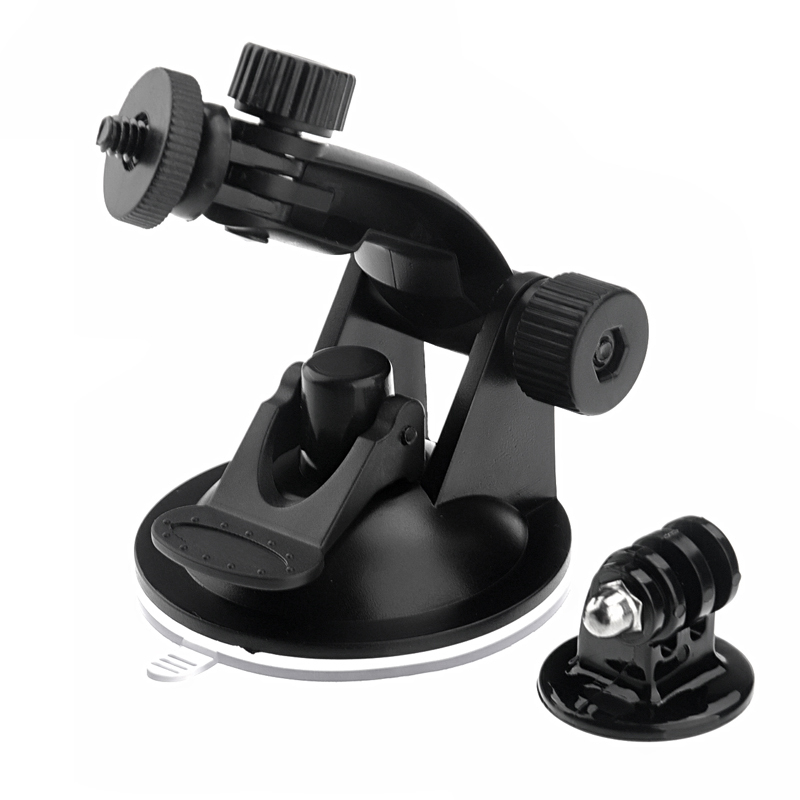 Camera Tripod Mount Adapter With Suction Cup Mount For GoPro HD Hero Hero2 Hero3 Hero 3(China (Mainland))
