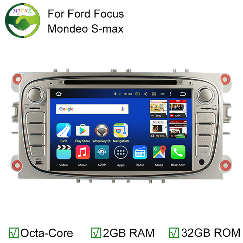 Witson Car Dvd Gps Octa Core Ford Focus