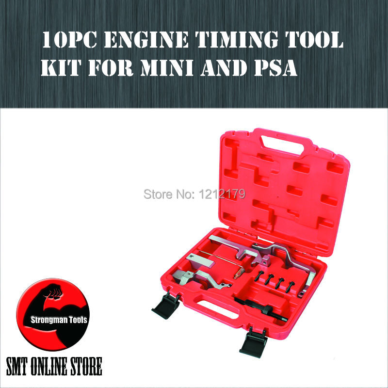Auto Repair Tools 10pc Engine Timing Tool Kit For Mini and PSA