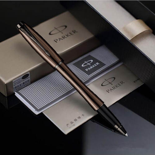 2015 Parker pen ballpoint pen chocalate top-grade office using hot selling Baozhu pen free shipping<br><br>Aliexpress