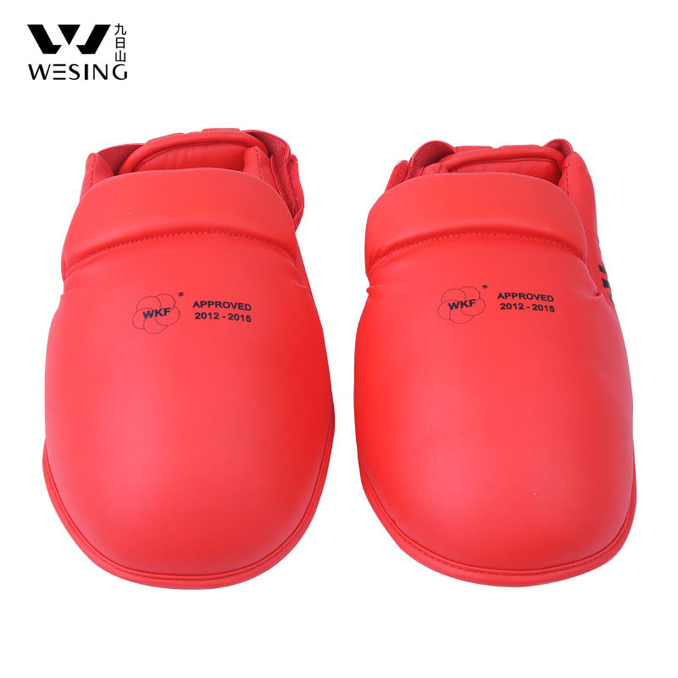 karate shin and instep guard 1507A2 (WKF approved)