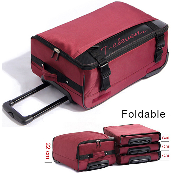 High Quality Polyester Travel Bags,Trolley Bag, Rolling Bag,Large Capacity Travel Suitcase On Wheels,CA028(China (Mainland))