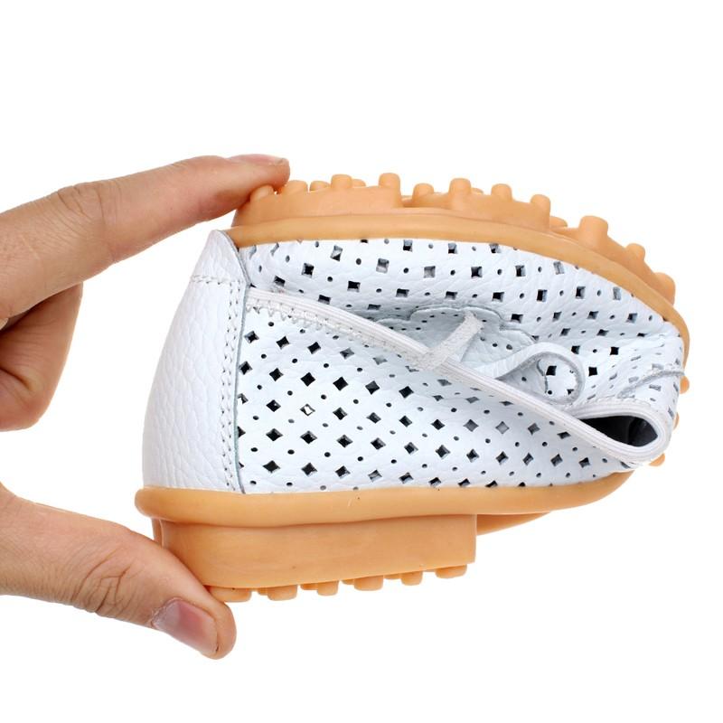 Летний стиль мокасины 2016 натуральная кожа квартиры обувь женщина туфли-ботинок мокасины с цветами вырез мягкие женская обувь XWD3062