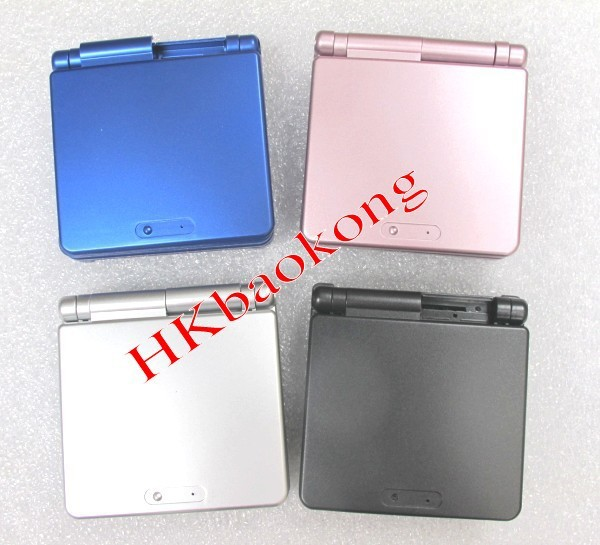 Full Housing Shell Case Replace Cover Nintendo GBASP Gameboy Advance SP Console - Shenzhen Technology Co..Ltd store