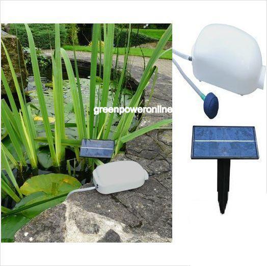 Air pump pond images for Pond oxygenator