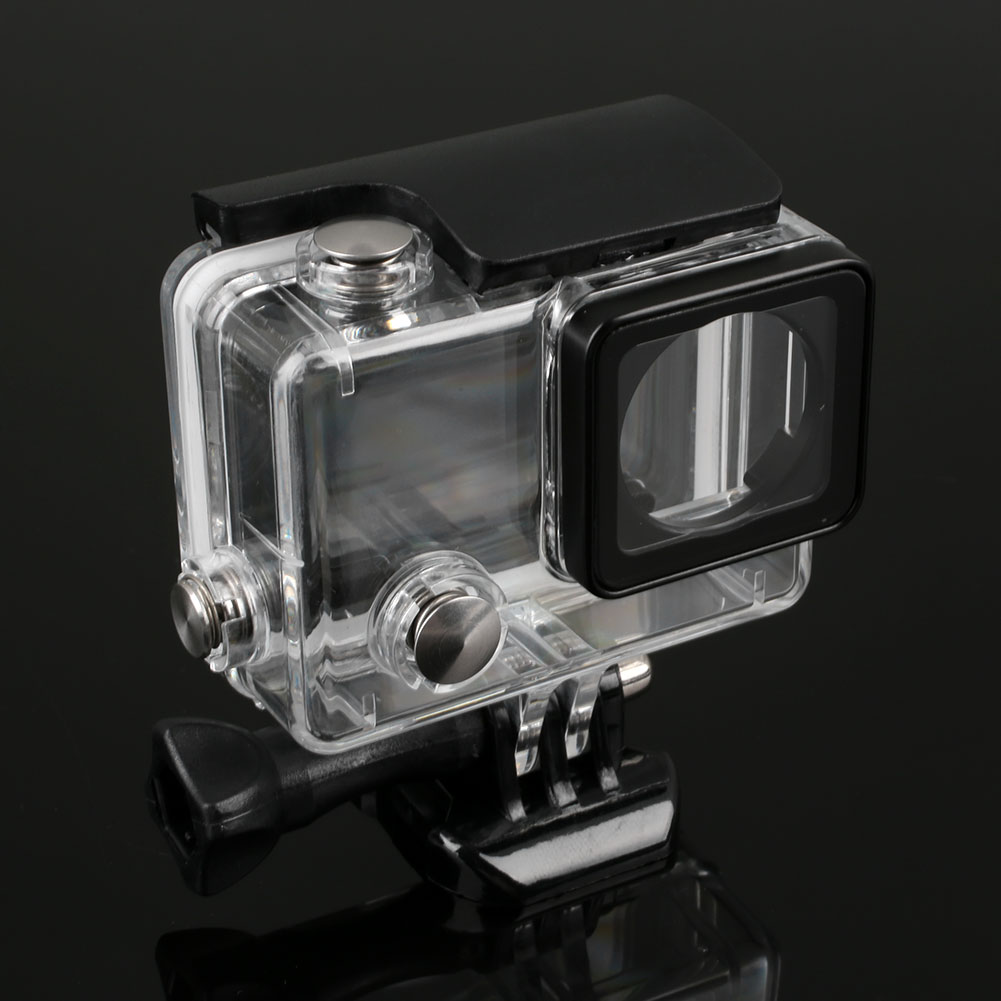 image for Diving Camera 45M Waterproof Housing Underwater Protective Case For Go