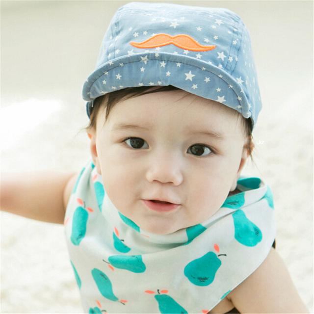 cool children hats baby summer cap