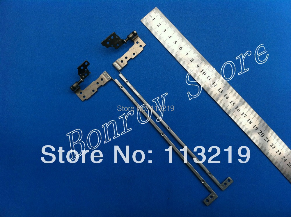 Laptop Lcd Hinges for Lenovo Ideapad U310 LZ7 series FBLZ704010 FBLZ705010 R & L(China (Mainland))
