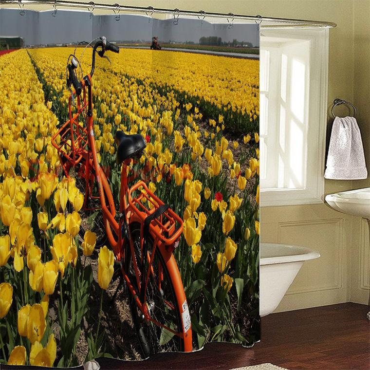 Cortinas De Baño Aliexpress:Waterproof Shower Curtains