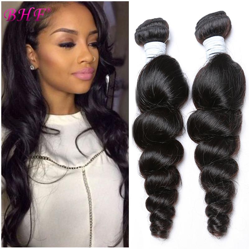 6A Unprocessed Peruvian Virgin Hair Loose Wave 3 Bundles Cheap Peruvian Loose Curly Hair Weaves Peruvian Human Hair Extensions