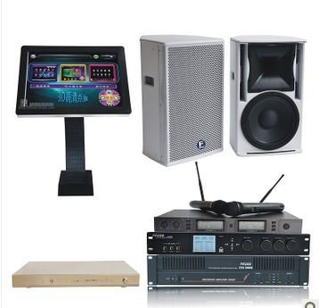 FROSS boiling Adams flagship audio KTV karaoke OK VOD Set 12 inch horn speaker amplifier effects(China (Mainland))