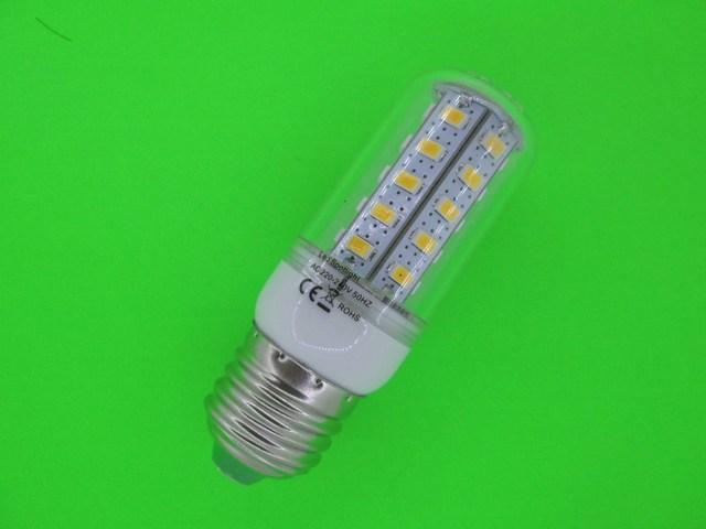 NEW 10W 5730 36 SMD LED Bulb Corn Light LED Lamp White / Warm white 360 degrees free shipping