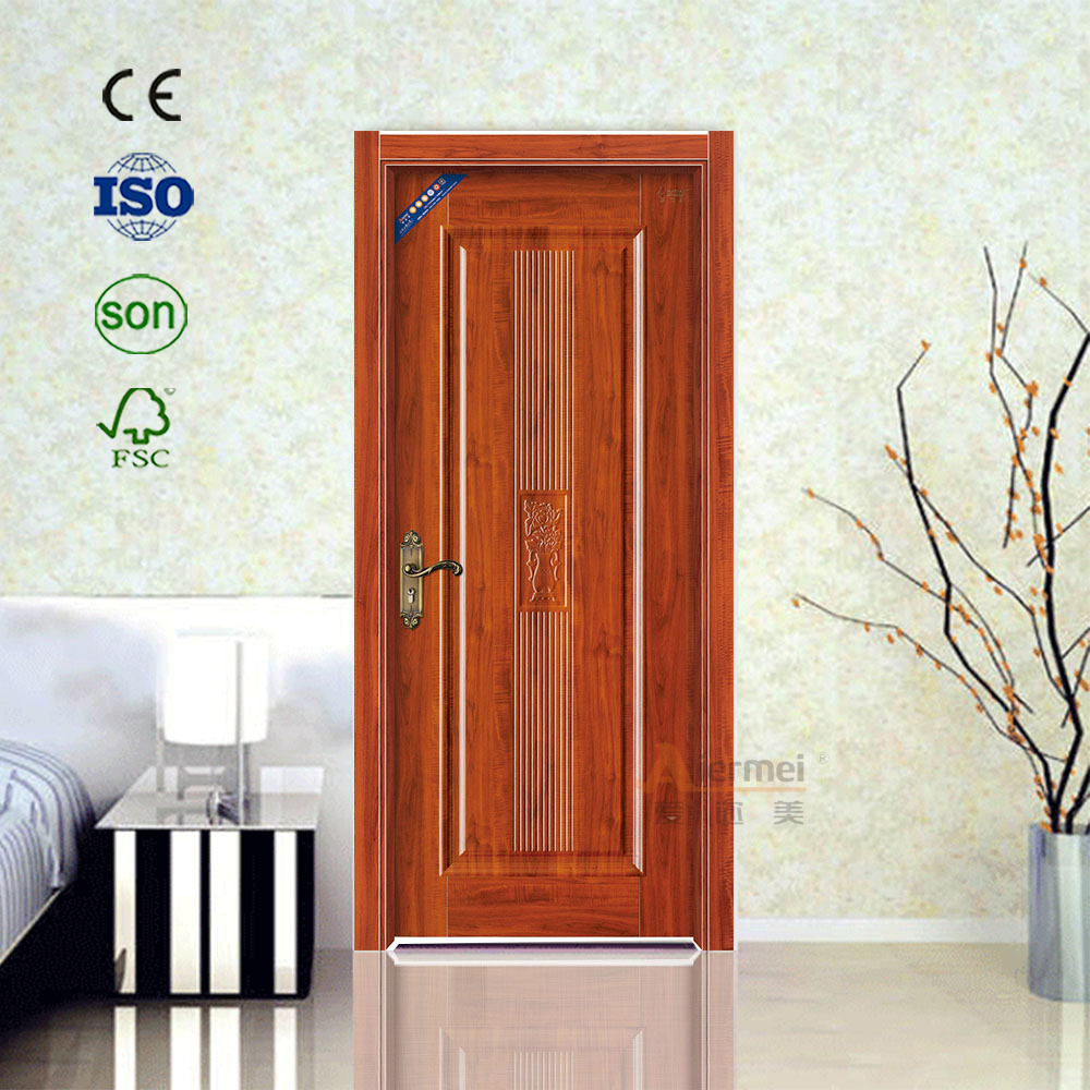Dormitorio moderno puerta simple indian dise os de puertas for Puertas para el hogar