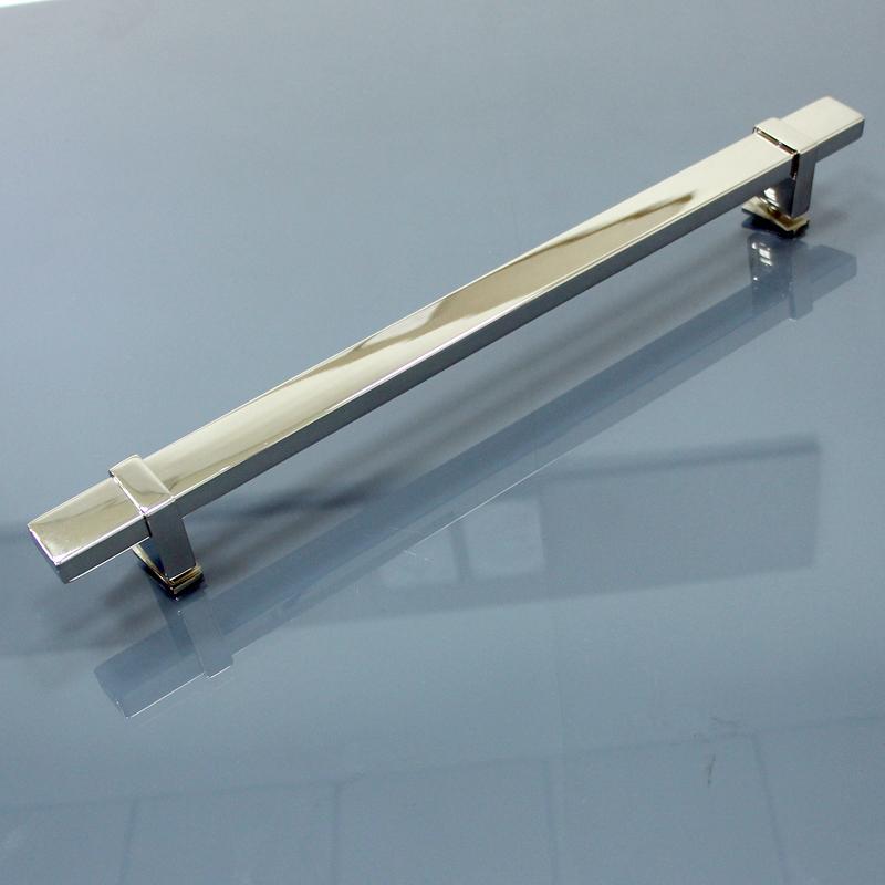 shower glass door handle modern bathroom long rod handle Stainless ...