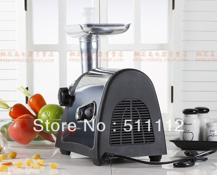 Kithchen Electronic Meat Mincer sausage maker multi functional food processor best price<br><br>Aliexpress