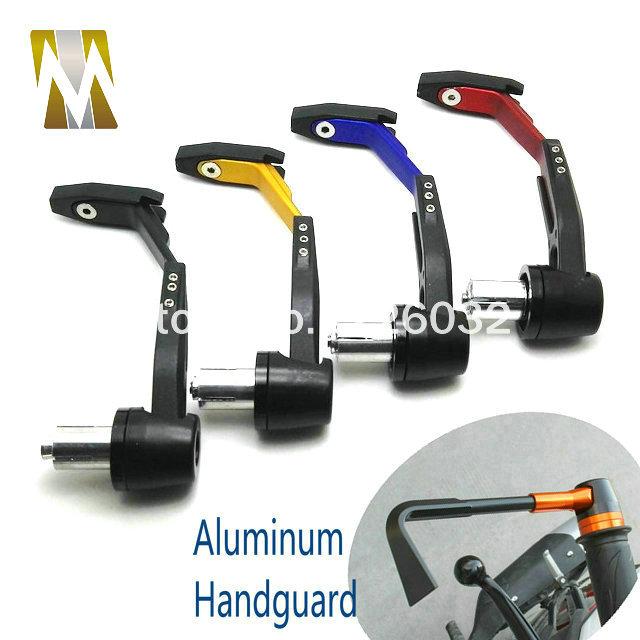 BLACK HAND BRUSH GUARDS MOTORCYCLE MOTOCROSS DIRT BIKE ATV SCOOTER MX PAIR NEW<br><br>Aliexpress