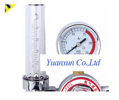 Product Argon Table Argon Flowmeter Regulator TIG