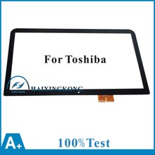 Free Shipping 15.6″ For Toshiba Satellite C50T-A092 C50T-A382 C55t-a052 Touch Screen Glass Replacement with Digitizer
