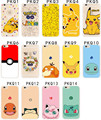 New Pikachu Soft TPU Case for Coque iPhone 4 4S 5C 5 5S 6 6S Plus