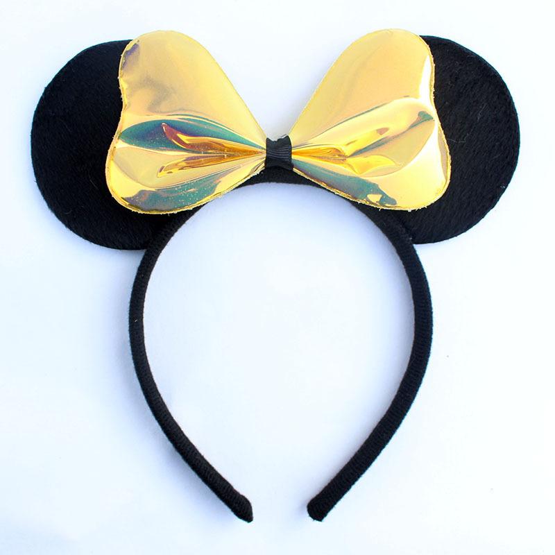 Милые уши Микки для девочек повязка на голову Минни Маус товары дня рождения LY-PH-73 (5).JPG