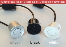 Car Blind Spot Detector Assistant System, Auto Parking Radar, Reversing Sensors for All Car Makes