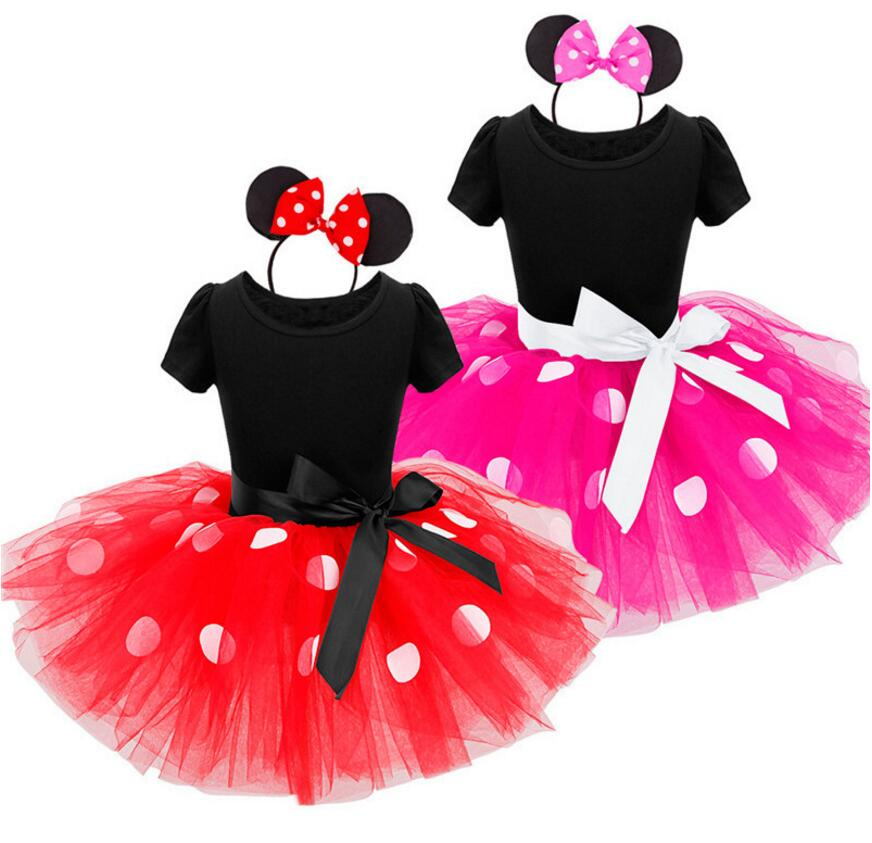 Baby Girls Tutu Ballet Dance Skirts Fancy Party Dress Mini Dance Costume Skirt
