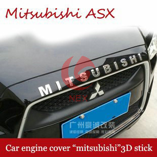 freeshipping Mitsubishi ASX RVR Engine Hoods