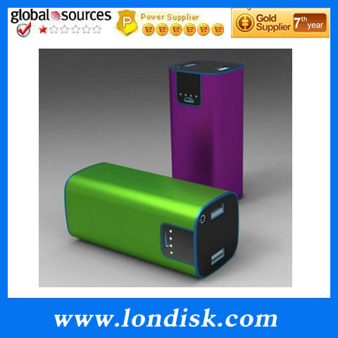 High capacity 13000mAh PB004B LONDISK power bank  for mobile phone