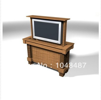 Free Shipping For Adjustable Lcd Tv Stand Can Be Lift