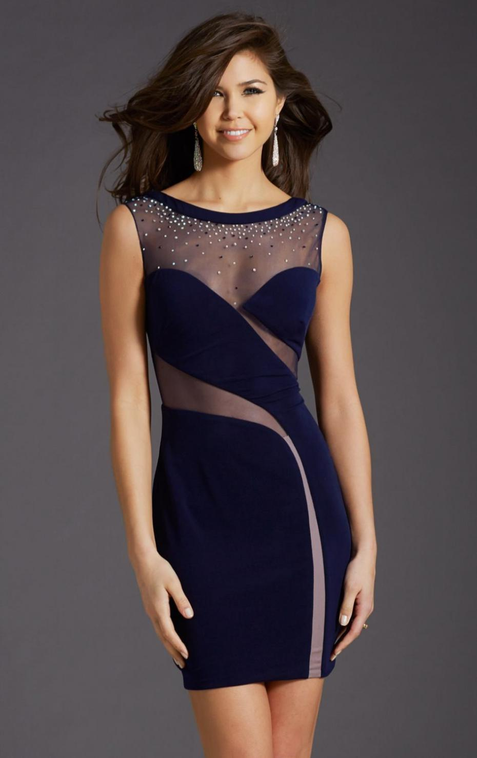 Tight Homecoming Dresses