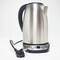 1 7L Midea digital thermo electric water kettle black Fast heating cold water stainless steel electric