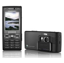 K800 Sony Ericsson k800i Original Unlocked Cell Phone 3G, GSM Tri-Band , 3.2MP Camera, Bluetooth refurbished Russian Keyboard