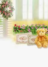 Children's theme photography studio background cloth digital photo background background 1120 children
