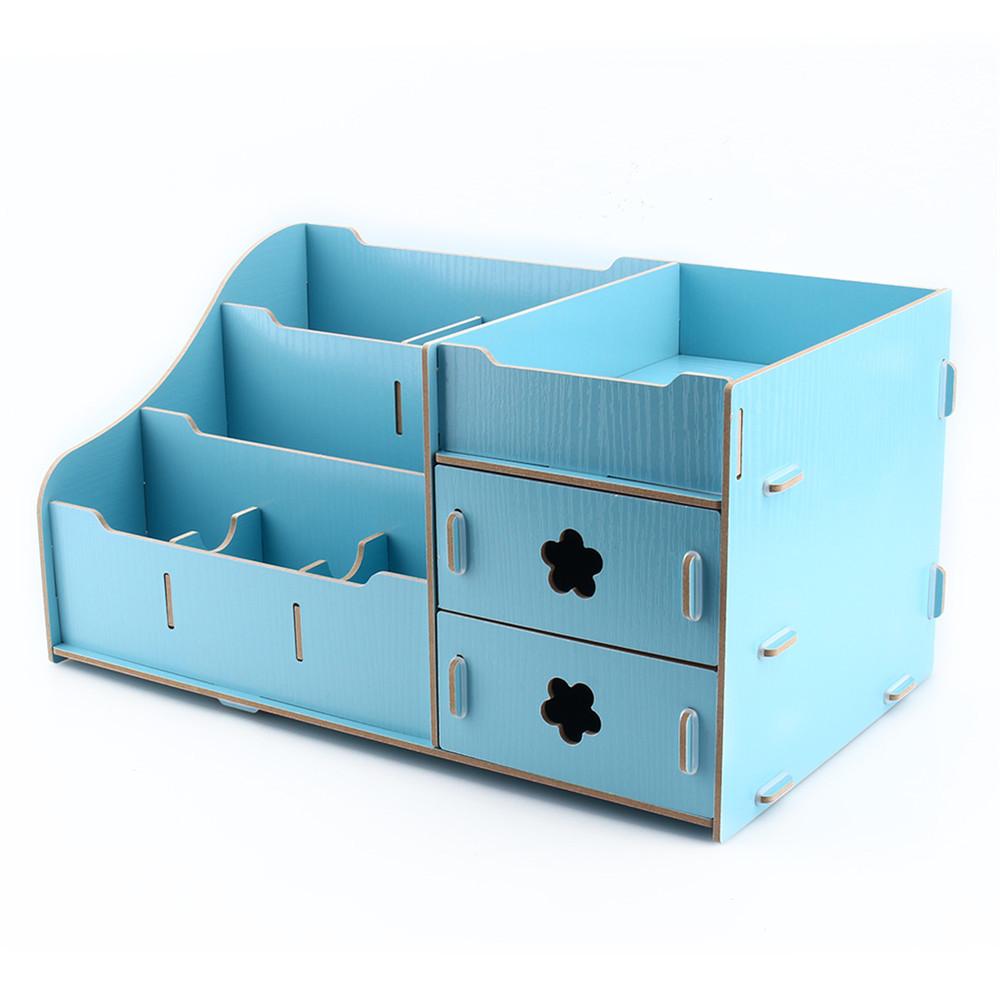 1Pcs  DIY Cosmetic Holder Organizer Box
