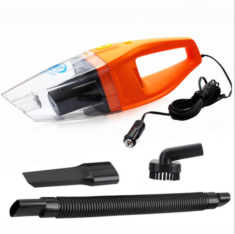 12V car interior car cleaners wet and dry high-power 120W car small hand-held vacuum cleaner(China (Mainland))