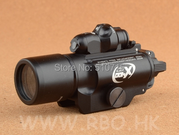 Weapon Lights High quality Surefire x400 Weapon Lights Tactical lights Free Shipping M7155