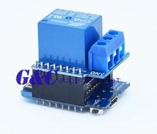 1CH Relay Shield V2 Version 2 for WEMOS D1 mini ESP8266 WiFi Module(China (Mainland))