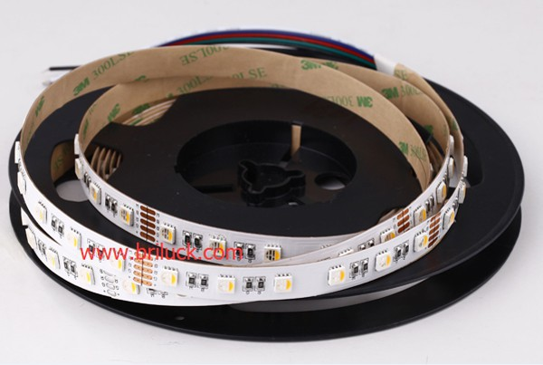 24V SMD 4chip per led RGBW/RGBWW led tape 14.4w per meter non-waterproof ip20 flexible led strip(China (Mainland))