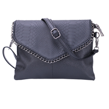 Cheap Women Envelope Bag Pu leather Handbag shoulder bags Ladies Crossbody Sling Messenger Bag Purses Blue Black Brown 7 colors(China (Mainland))